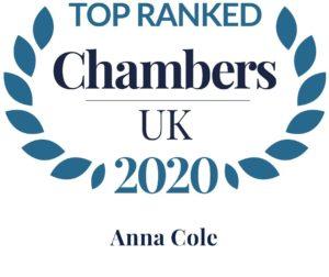 Anna Cole Chambers Logo