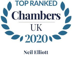 Neil Elliot Chambers Logo